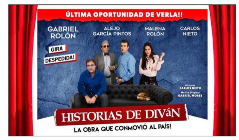 Historias de div n en el teatro unione for Historias de divan sinopsis