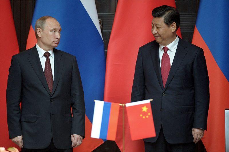 Resultado de imagen para tillerson china y rusia