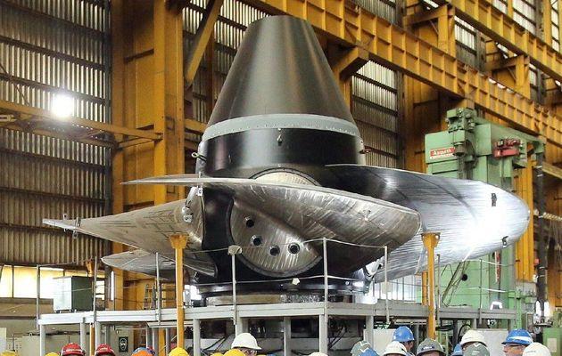 Resultado de imagen para Comenzó el traslado desde Mendoza de la primera turbina para Yacyretá